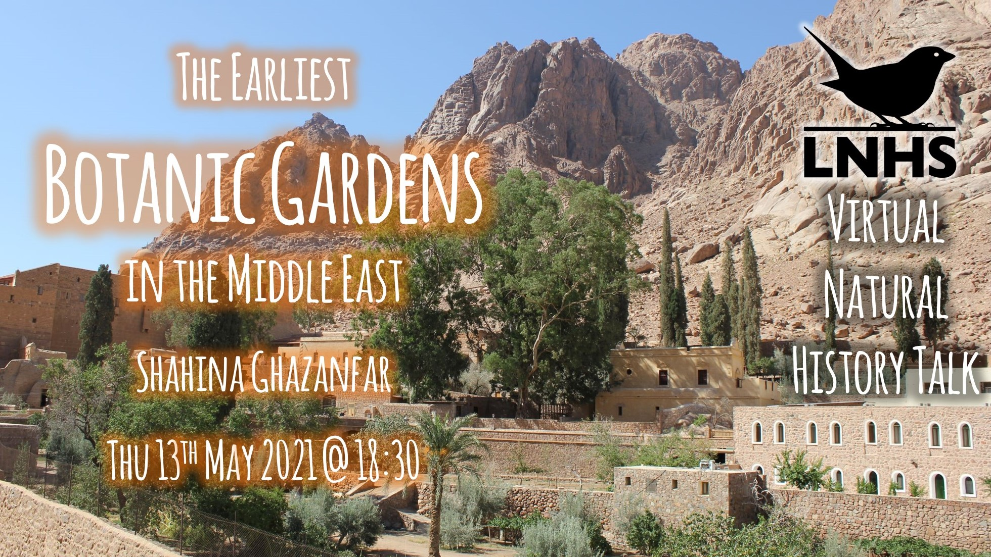 The Earliest Botanic Gardens of the Middle East AD